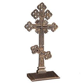 Крест чугунный литой (металический)