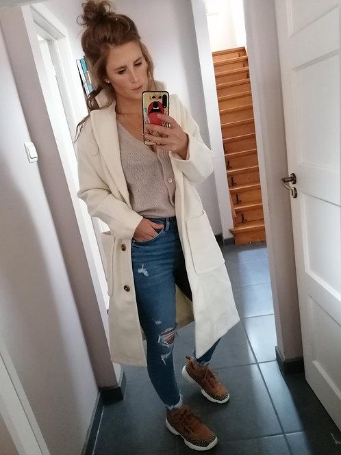 My snow-white jacket.