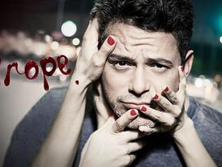 "Todo listo para la gira ""Sirope"" de Alejandro Sanz"