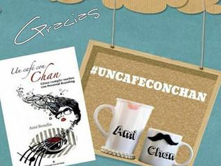 """GANADORES DEL CONCURSO """"365 UN CAFÉ CON CHAN"""" #mundodevalientes"""