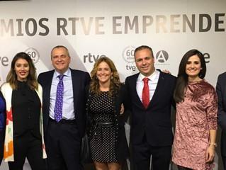 """LOS PREMIOS """"EMPRENDE"""" DE RTVE APOYAN EL TALENTO INNOVADOR"""