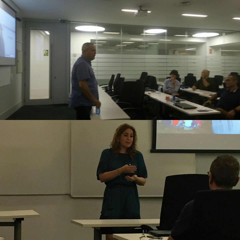 IE Business School con Juanma Romero