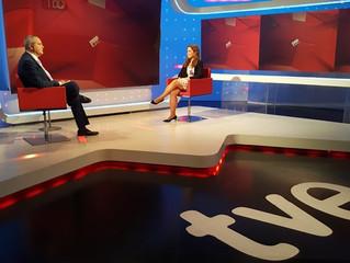 """""""EMPRENDE TVE"""" INCLUYE LA SECCIÓN DE AMI BONDÍA SOBRE PERSONAL BRANDING, TALENTO Y RE-EDUC"""