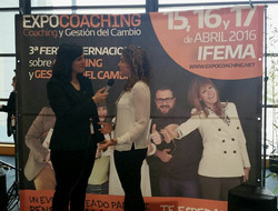 Ami Bondia, ponente en Expocoaching