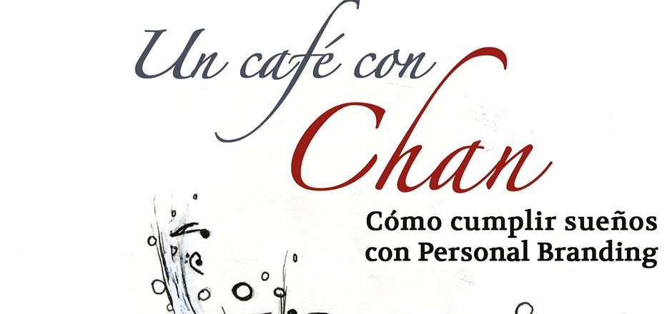 Libro Un café con Chan. Ami Bondía