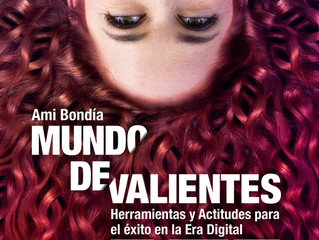 """AMI BONDÍA PRESENTA EL 23 DE ABRIL SU NUEVO LIBRO """"MUNDO DE VALIENTES"""""""