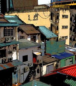 urban texture