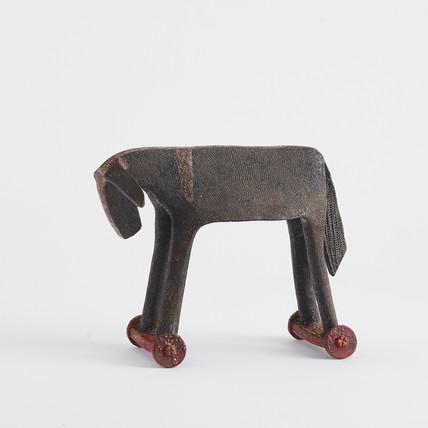 Donkey on Wheels