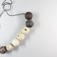 New Baby Rattle Necklace