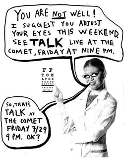talk comet