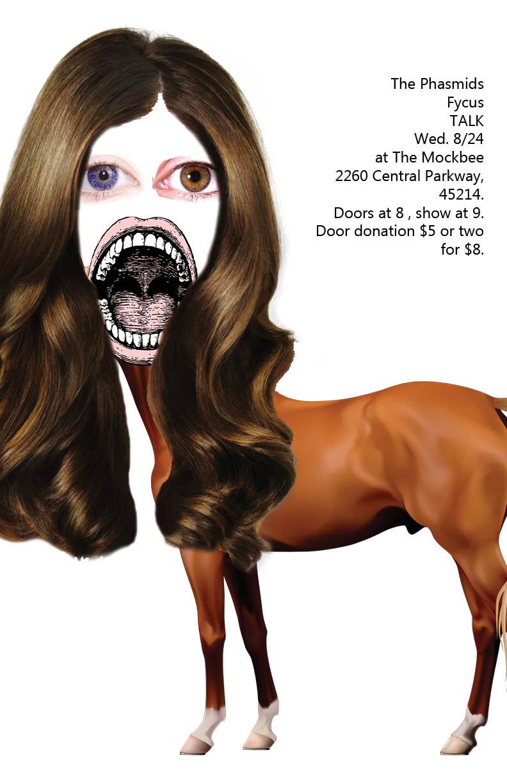 talk mockbee  horsee