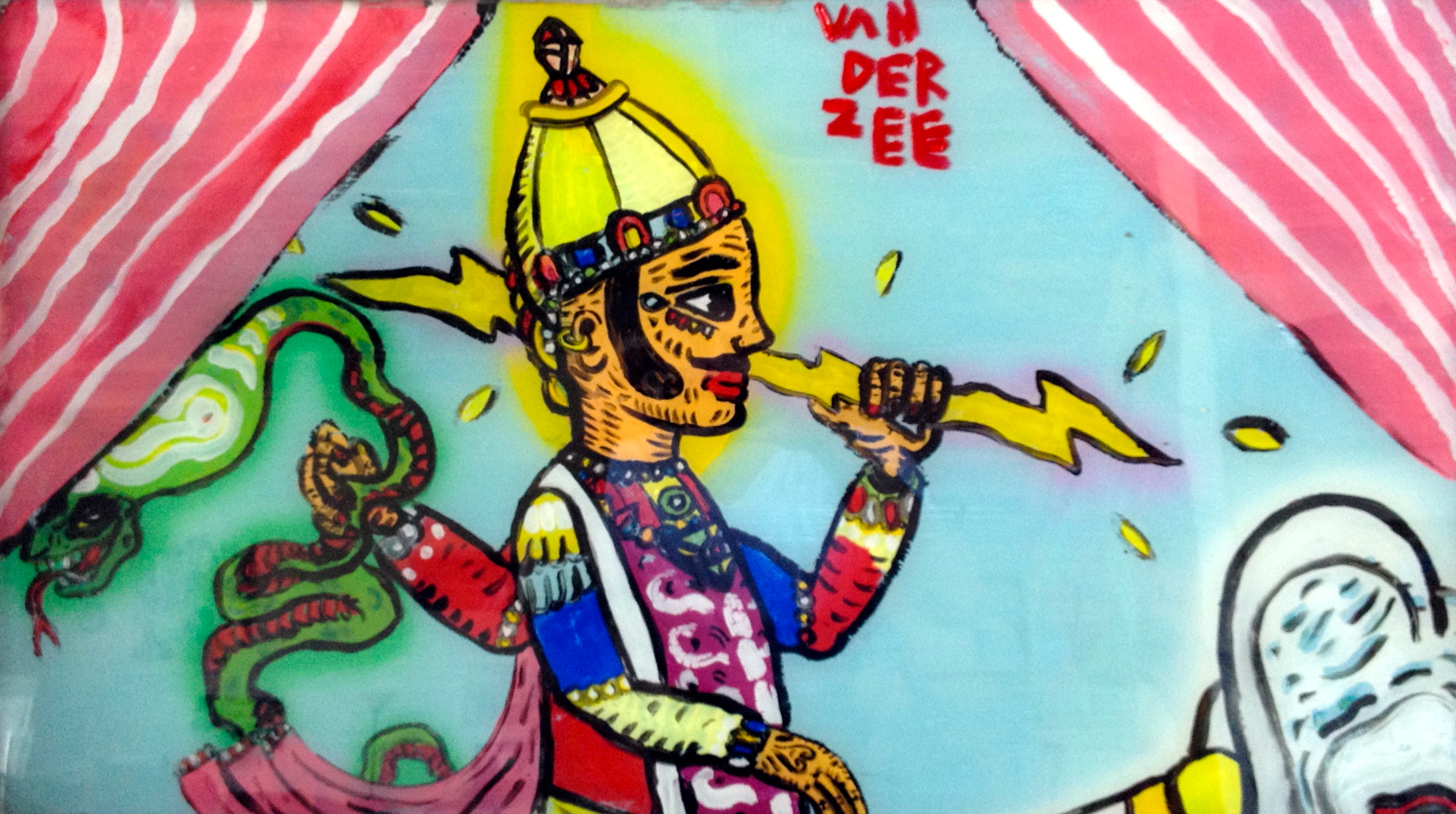 Indra and Airavata