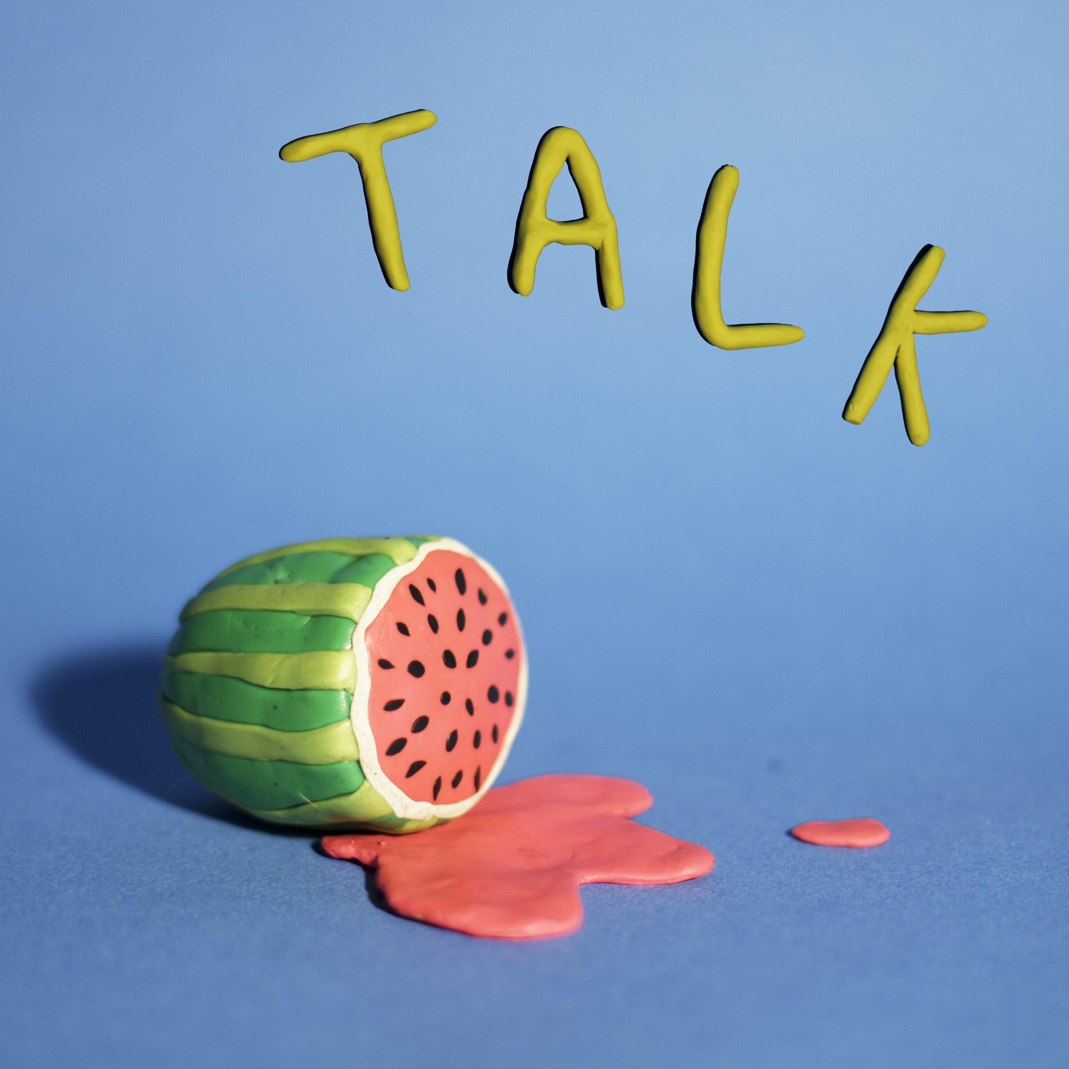 TALK Album Cover
