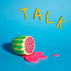 TALK Album Cover