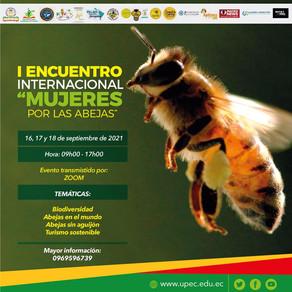 Primer Encuentro Internacional de las Mujeres por las abejas