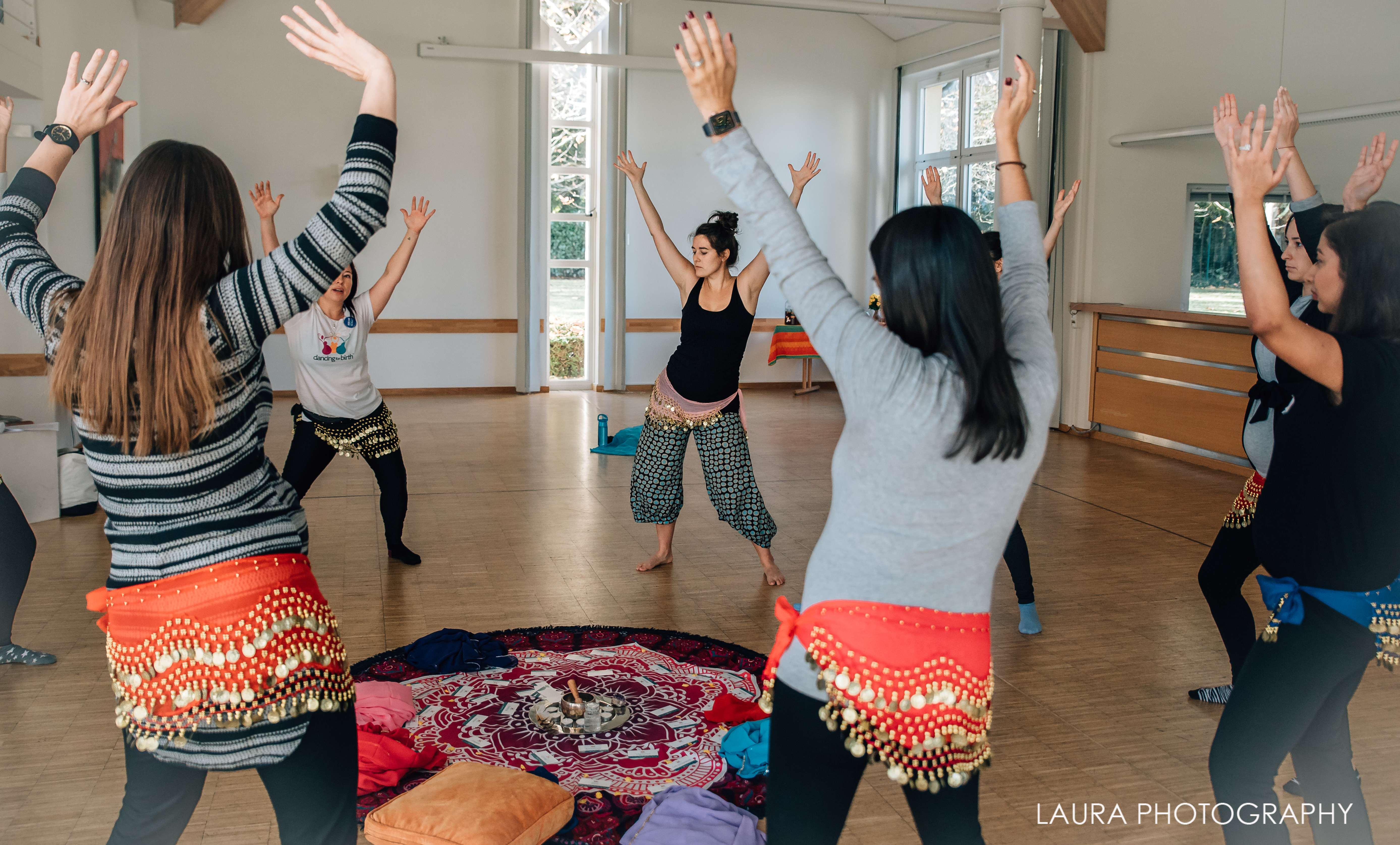 Dancing for Birth™ Tues Class