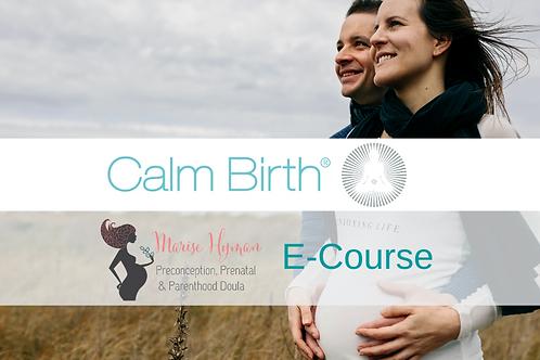 Calm Birth E-Course