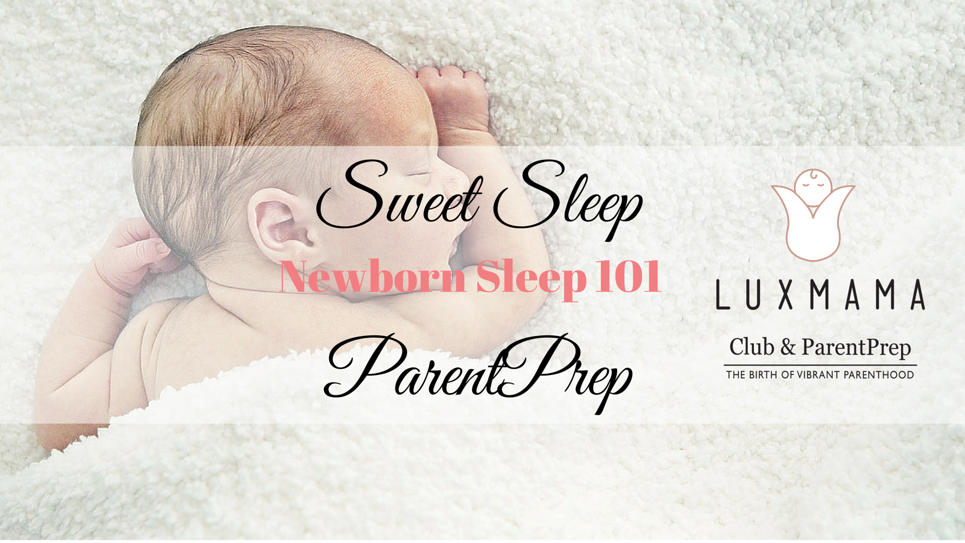 Newborn Sleep 101