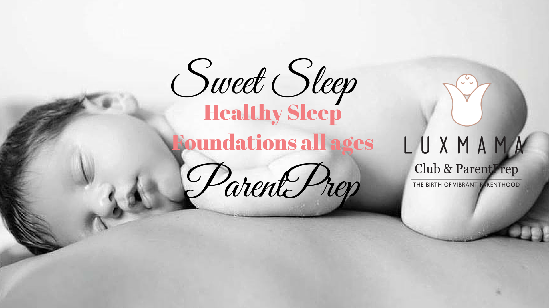 Sweet Sleep: Foundations