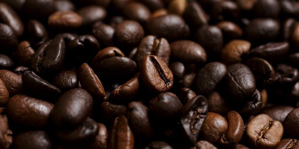 Kaffeereise um die Welt