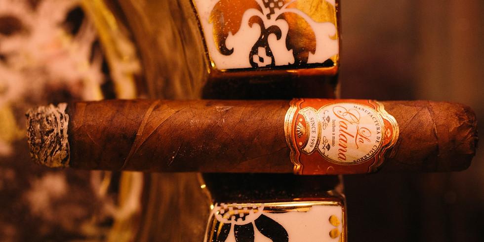 Kubanischer Zigarrenabend mit Musik