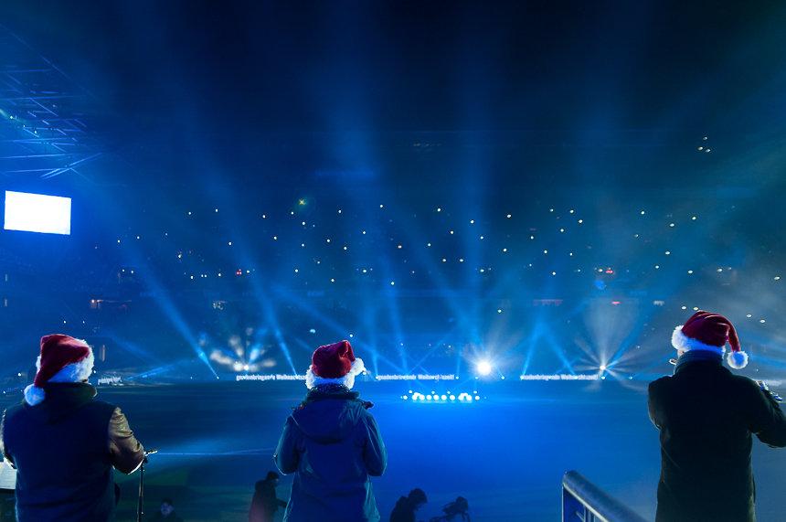 Loss mer Weihnachtsleeder singe - Streaming