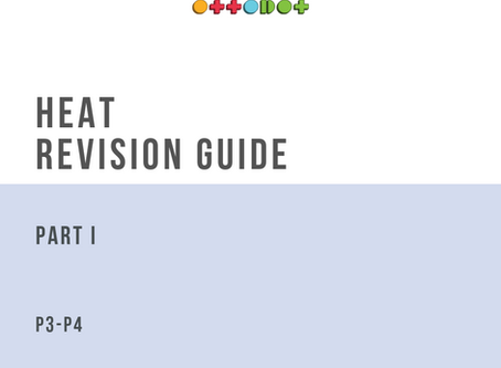 TopicalRevision Guide - Heat (P3/4)