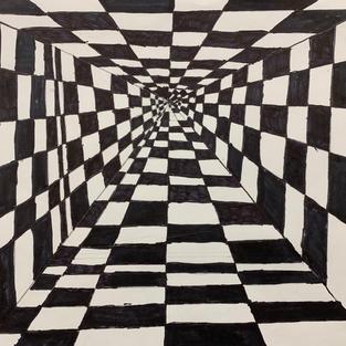 The Endless Hallway