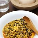 Egusi Soup & Swallow