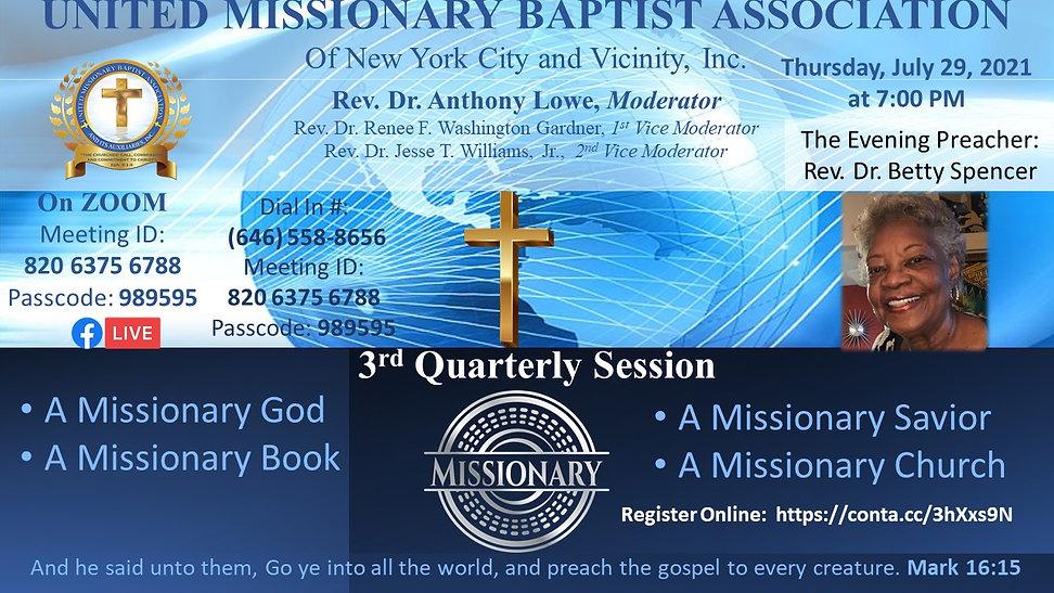 3rd Quarterly Session Announcement.jpg