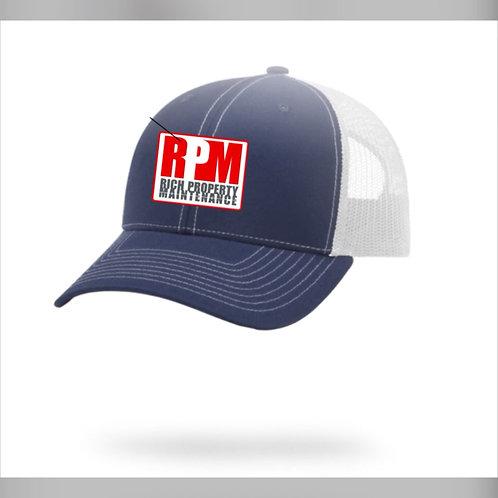 RPM Hat Gray