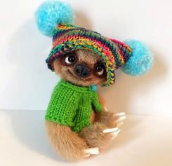Marlon the sloth