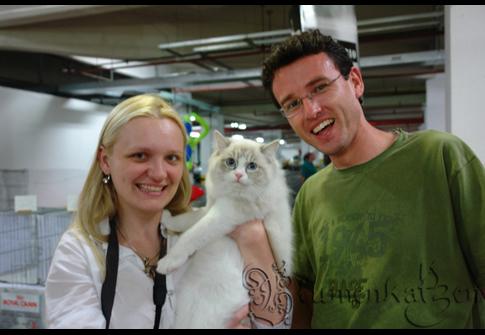 Eu, Daniel e Radhja