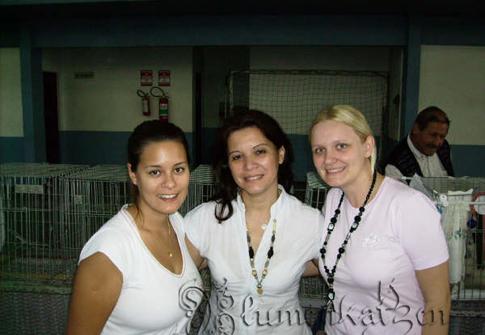 Beatriz, Cris e eu