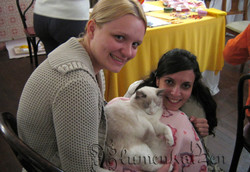 Eu, Lisiê e Cayla