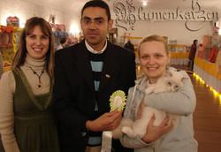 Premiação Radhja