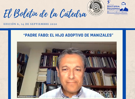 BOLETÍN DE LA CÁTEDRA, EDICIÓN 6