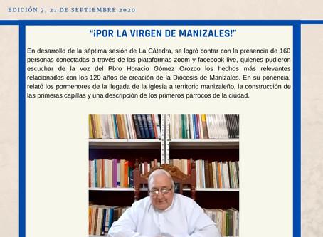 BOLETÍN DE LA CÁTEDRA, EDICIÓN 7