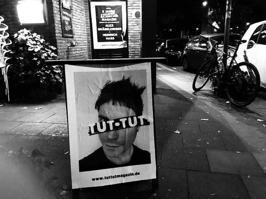 Tut-Tut Magazin (Plakat)