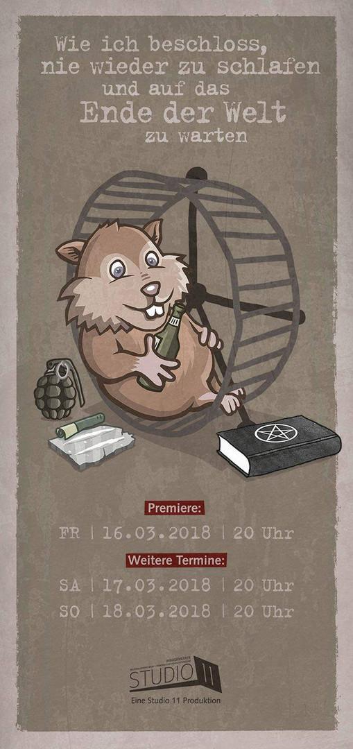 Theater (Flyer/Plakat)