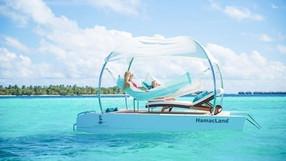 LILY BEACH RESORT, MALDIVES - #1 All Inclusive in Asia