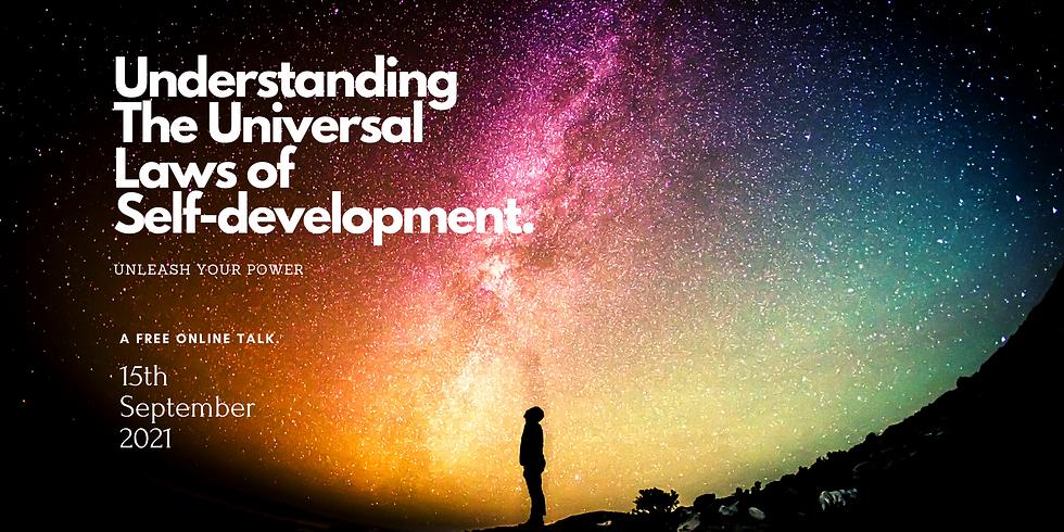 Understanding The Universal Laws Of Self-Development