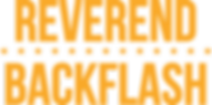 Reverend Backflash Logo