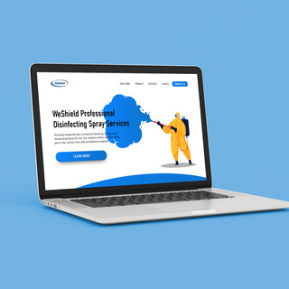 WeShield Disinfecting Services
