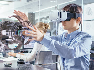 Can Virtual Reality Aid Product Development in Filter Manufacturing?