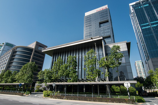 Nucleus Tower by Arkitek MAA
