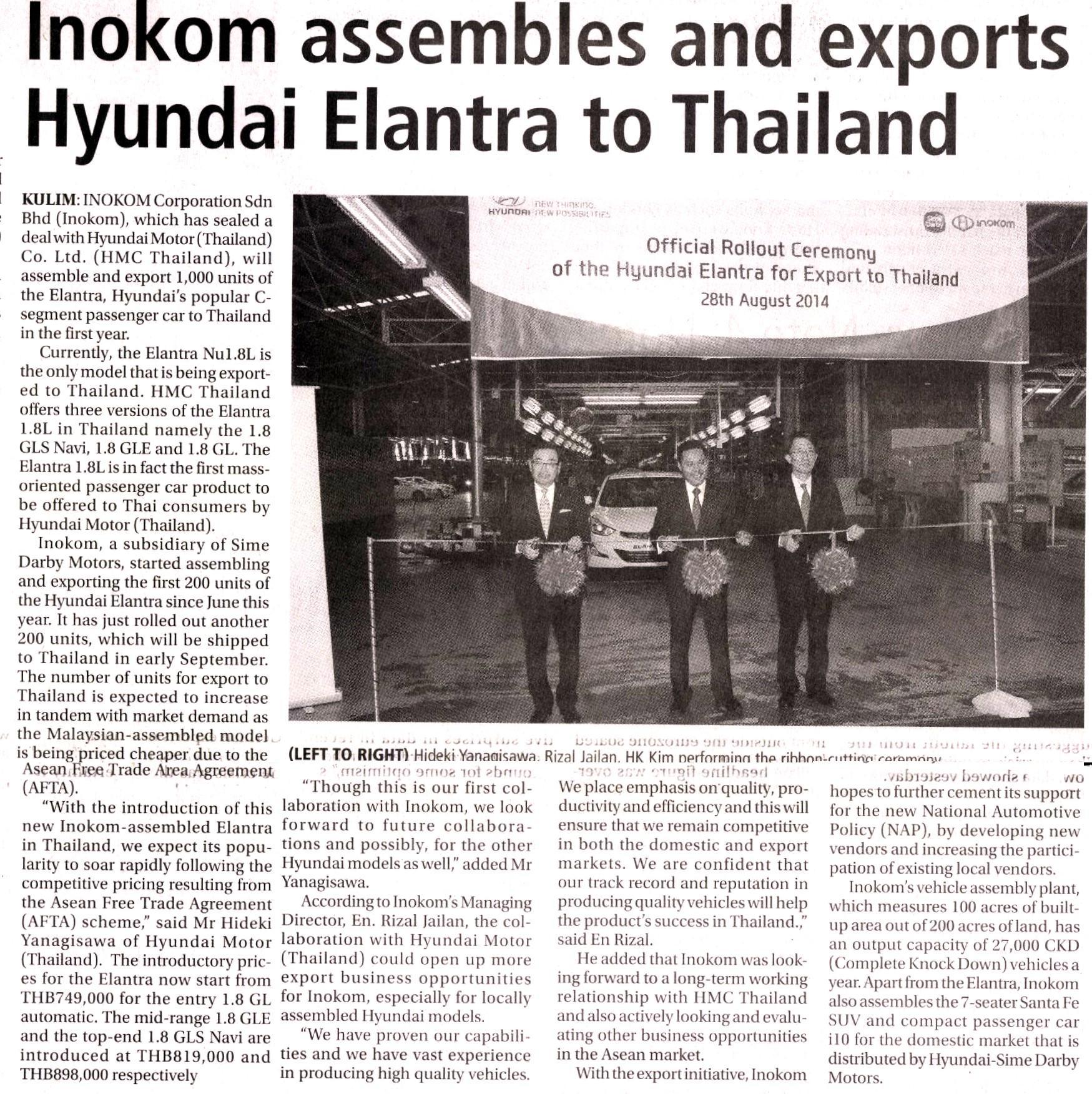 New Sarawak Tribune 050914
