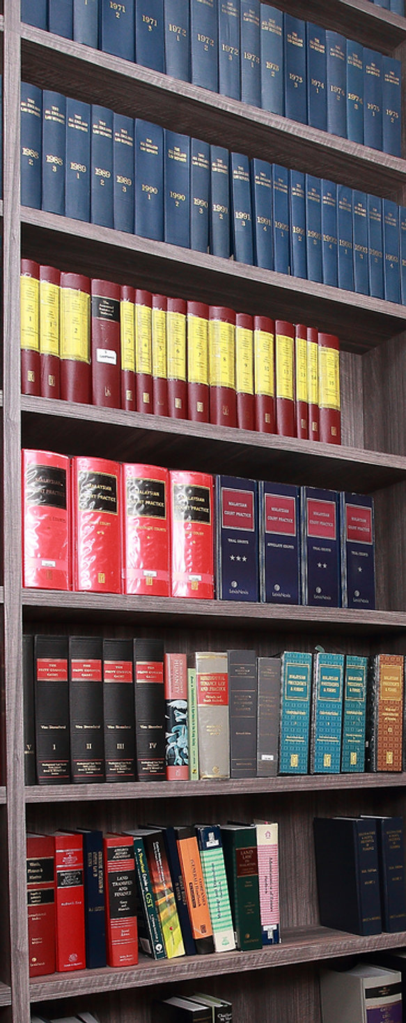 More law books