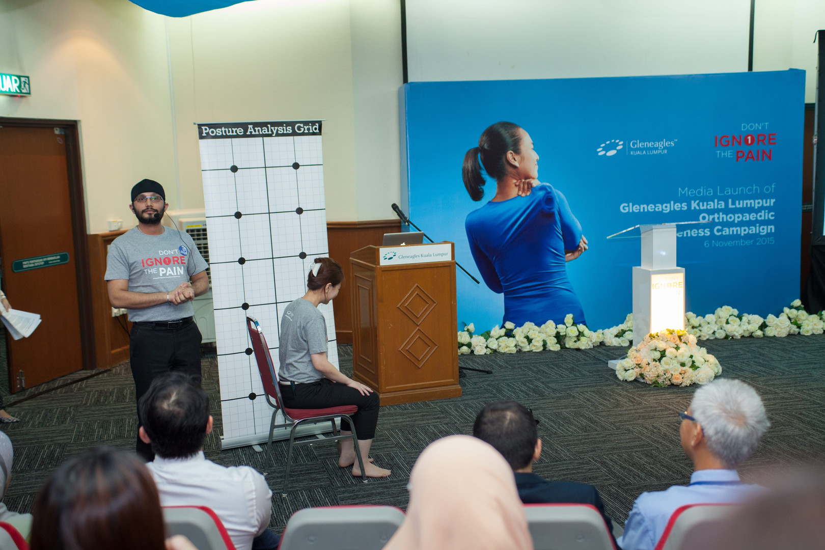 Posture Analysis Presentation by GKL Phy