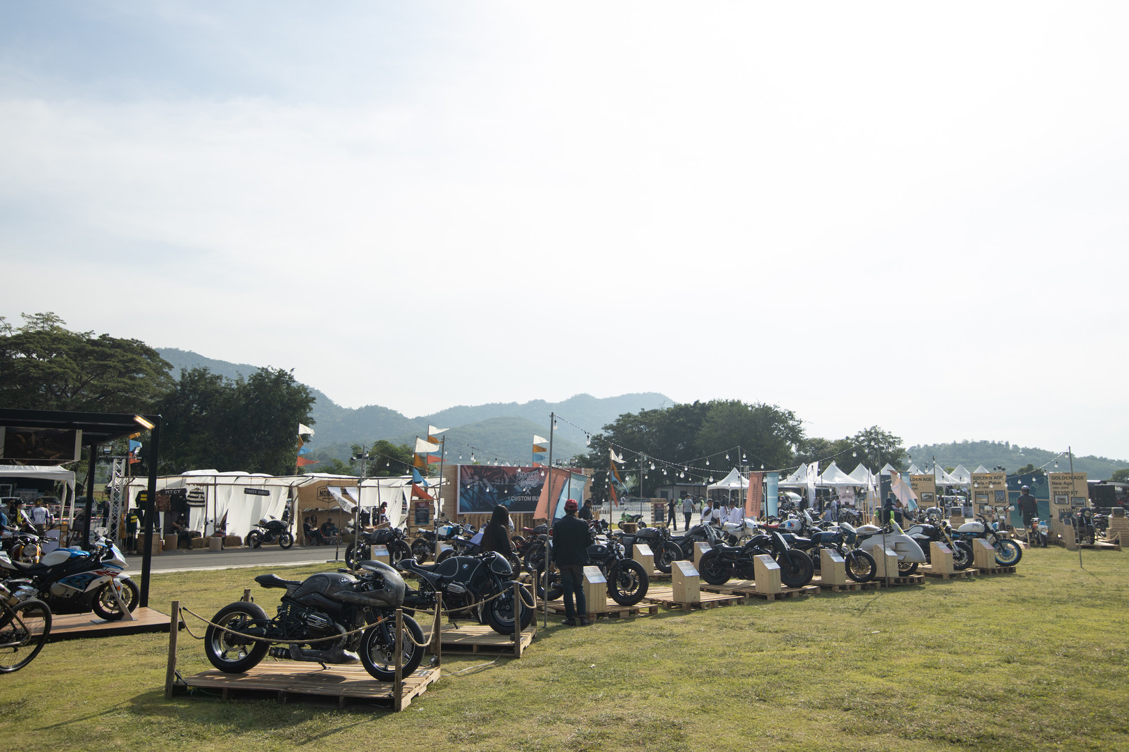 Khao Yai - Venue For The Celebration Of Motorrad Day